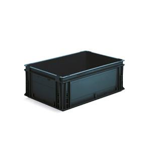 Contenitori ESD per elettronica in plastica conduttiva | iMilani