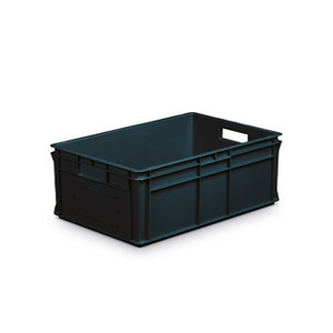 Plastic electronics boxes