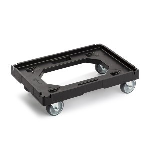 Box carrier trolley